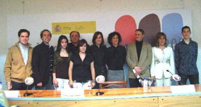 PREMIO NACIONAL CONVIVENCIA 2008